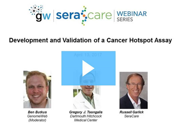 Development and validation of cancer hotspot assays