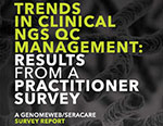 Trends in Clinical NGS CQ Management Survey