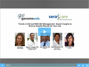 Trends in Clinical NGS CQ Management Video