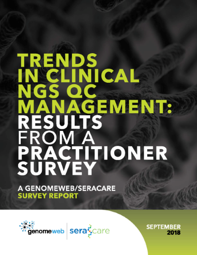 GW Trends in NGS QC Management Survey Results